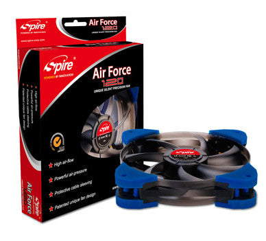 Spire Air Force 120mm 3Pin Fan - SP12025N7L3