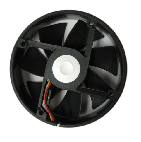 Spire Circular 95x95x25mm 12V fan with 3 pin connecter #
