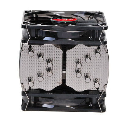 Spire Gemini Rev. 2 CPU Cooler  SP986B1-V2-2P