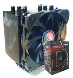 Spire TME II TherMax Eclipse II SP984B1-V2  universal CPU Cooler w/(2) PWM Fans