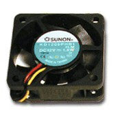 SUNON 50X50X15MM BALL BEARING FAN W/ 3PIN #KD1205PHB1