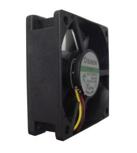 SUNON  60 x 60 x 20mm Cooling Fan with 3 pin connector KDE1206PKV2