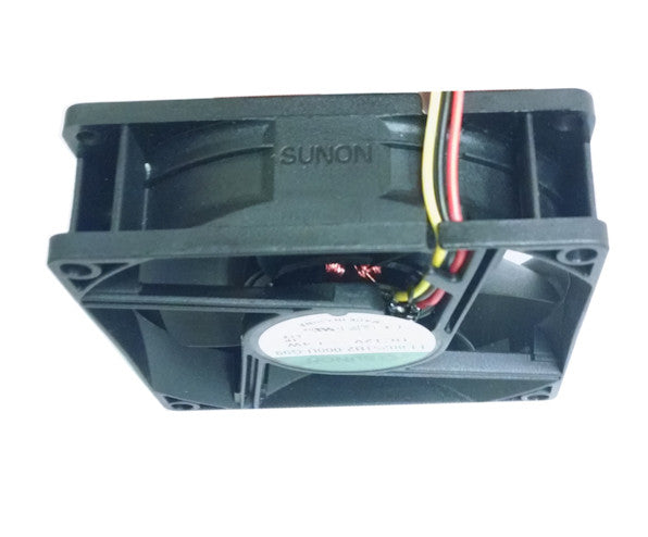 Sunon 80mm Medium Speed 12V 3 Pin Fan #EE80251B2-000U-G99