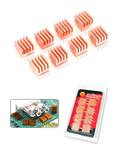 Thermaltake Copper BGA Memory Heatsink CL-C0025