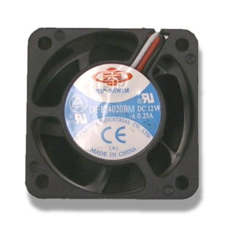 Top Motor 40x40x20mm Fan Dual Bearing Medium Speed-DF124020BM - Coolerguys
