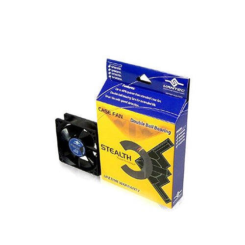 Vantec Stealth 92x92x25mm Case Fan SF9225L - Coolerguys