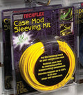Yellow Techflex Sleeving (UV Sensitive)