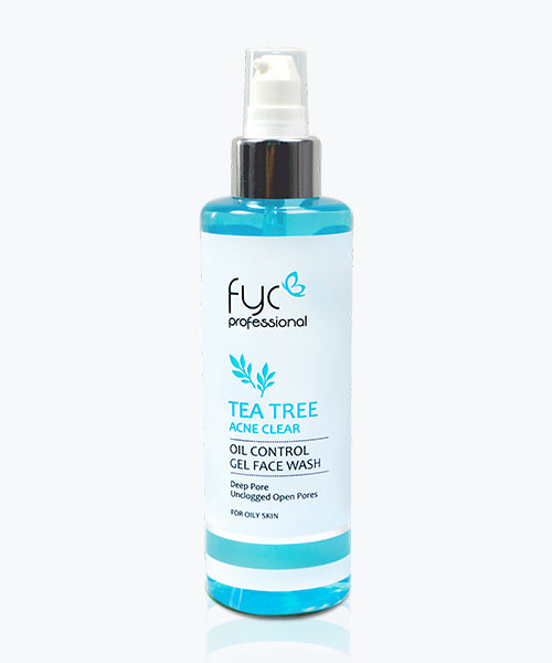 TEA TREE ANCE CLEARGEL FACE WASH