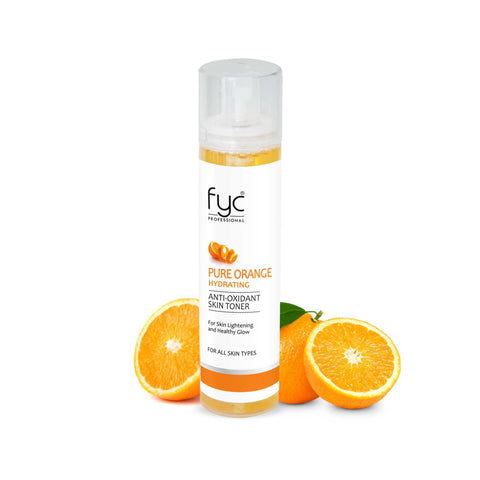 Pure Orange Hydrating anti-oxidant skin toner - 100ML