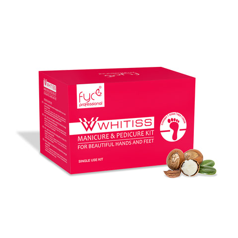 WHITISS MANICURE PEDICURE KIT