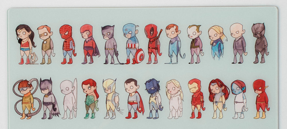 Little Heroes — For Every Day Superheroes