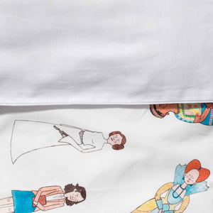 Load image into Gallery viewer, Bossy, like a Boss! Duvet Cover Set