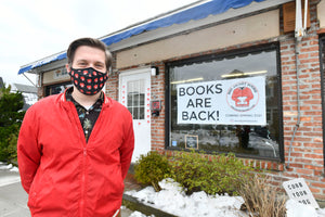 Red Jacket Books in The Southampton Press