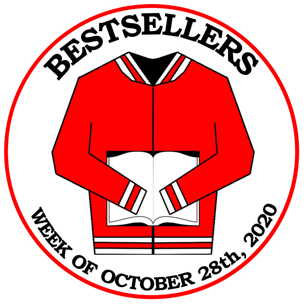 Bestsellers (Week of 10/28/20)