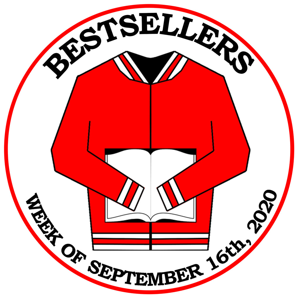 Bestsellers (Week of 9/16/20)