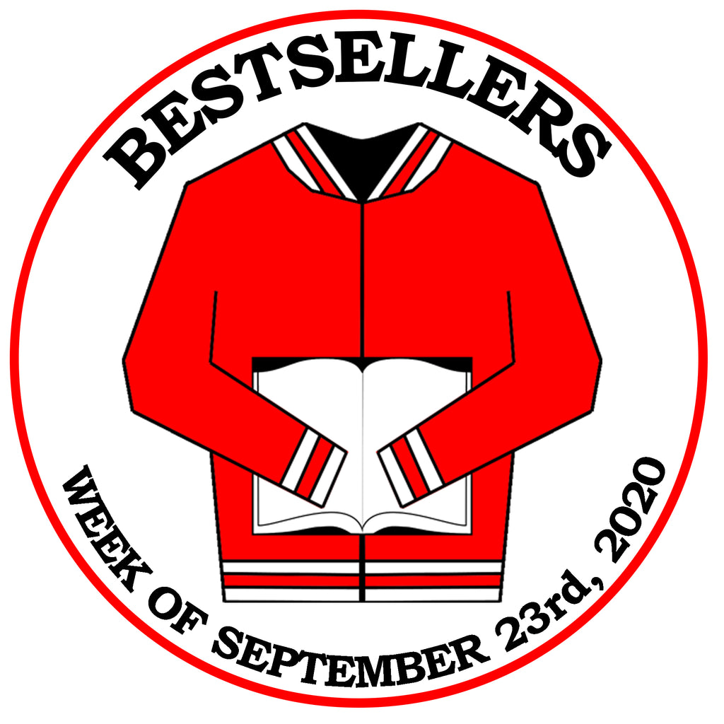 Bestsellers (Week of 9/23/20)