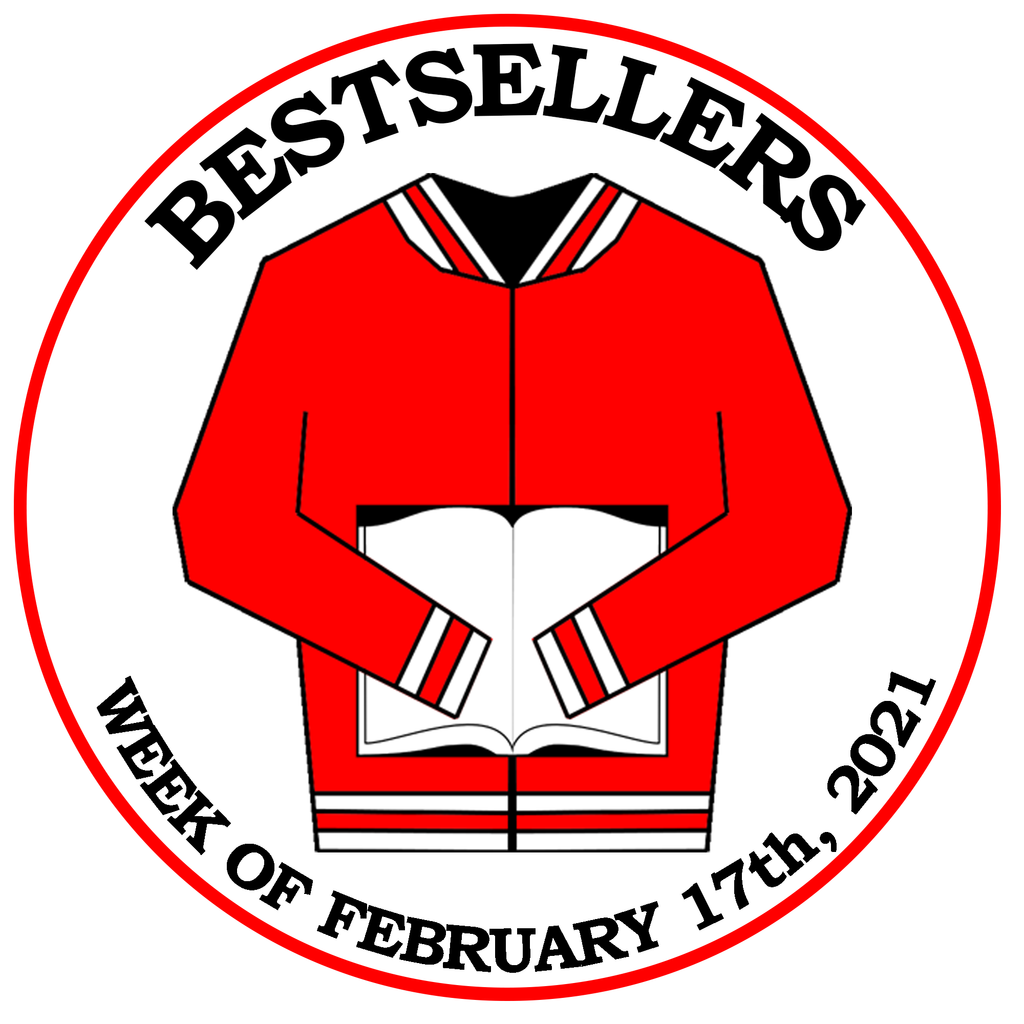 Bestsellers (Week of 2/17/21)