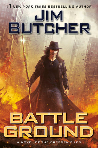 Battle Ground (The Dresden Files #17)