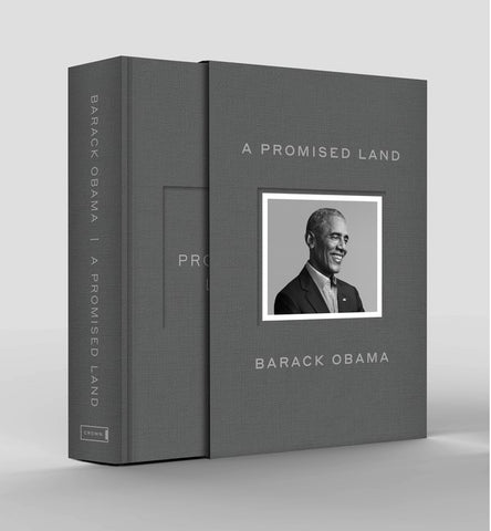 A Promised Land (Deluxe Signed Edition)