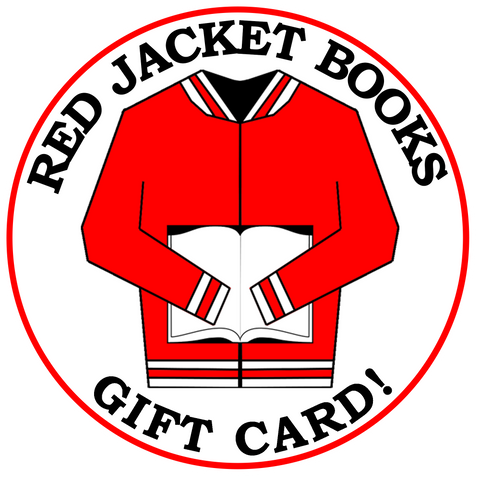 Red Jacket Books Gift Card
