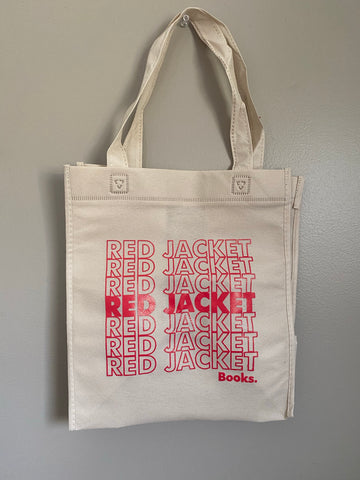 Red Jacket Books Tote Bag