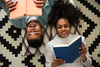 3 Relationship-Boosting Books Every Couple Should Read Together
