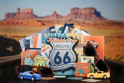 Kickin' it on Route 66 Bonus Content