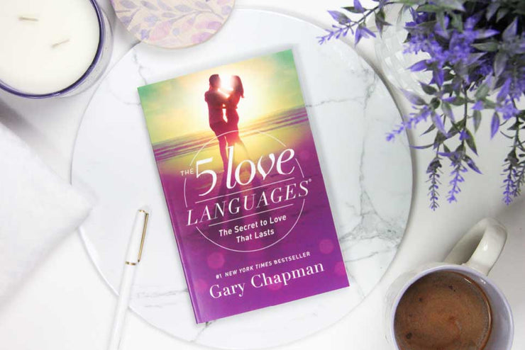 5 love languages - the secret to love that lasts book