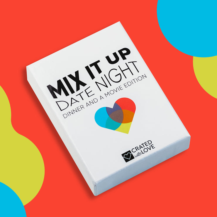 Mix It Up Date Night - Dinner and a Movie Edition