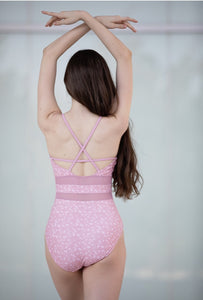Chic Dancewear - Danielle Leotard - Daisy Blush
