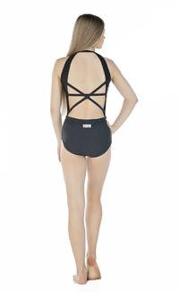 Oh La La - The Delicate Leotard - Black