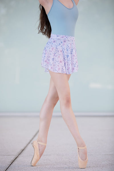 Chic Dancewear - The Alyvia Skirt- Wildflower