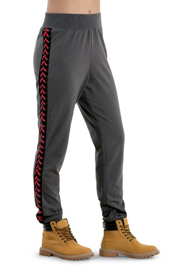 Balera - Joggers with Lace Up Sides
