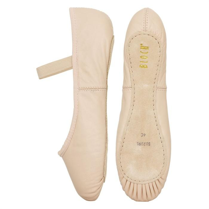 Bloch Arise full sole leather ballet slipper
