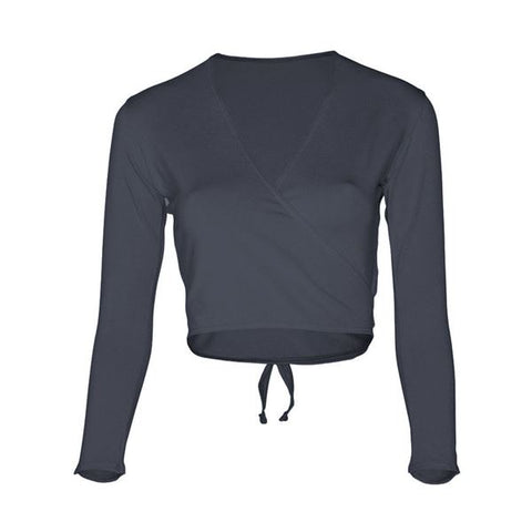 Eleanor Ballet Wrap - Black