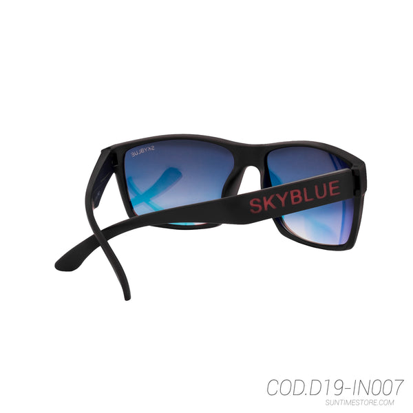 SkyBlue GAFA URBANA UV400 IN007 - SUNTIMESTORE.COM
