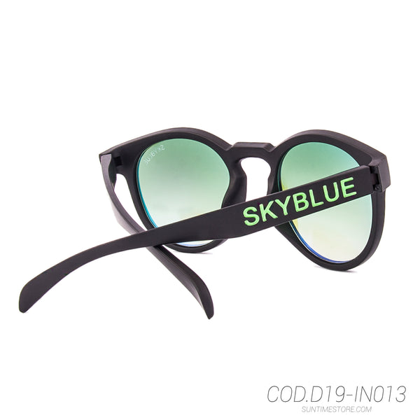 SkyBlue GAFA URBANA UV400 IN013 - SUNTIMESTORE.COM