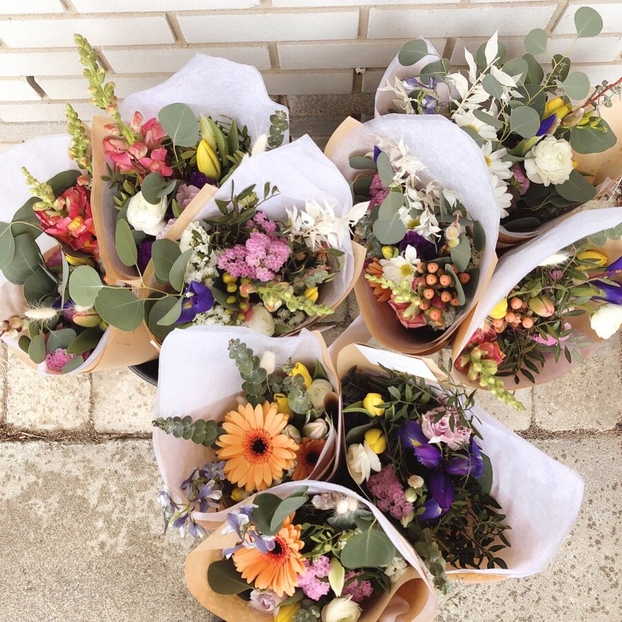 12-Month Floral Bouquet Subscription