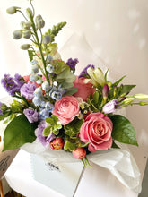 Load image into Gallery viewer, Medium Hand-tied Floral Bouquet (PICK-UP ONLY!)