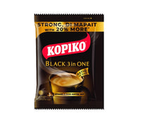 Kopiko Black 3 in 1 Coffee