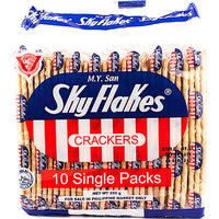 Sky Flakes Crackers 10 Single Packs