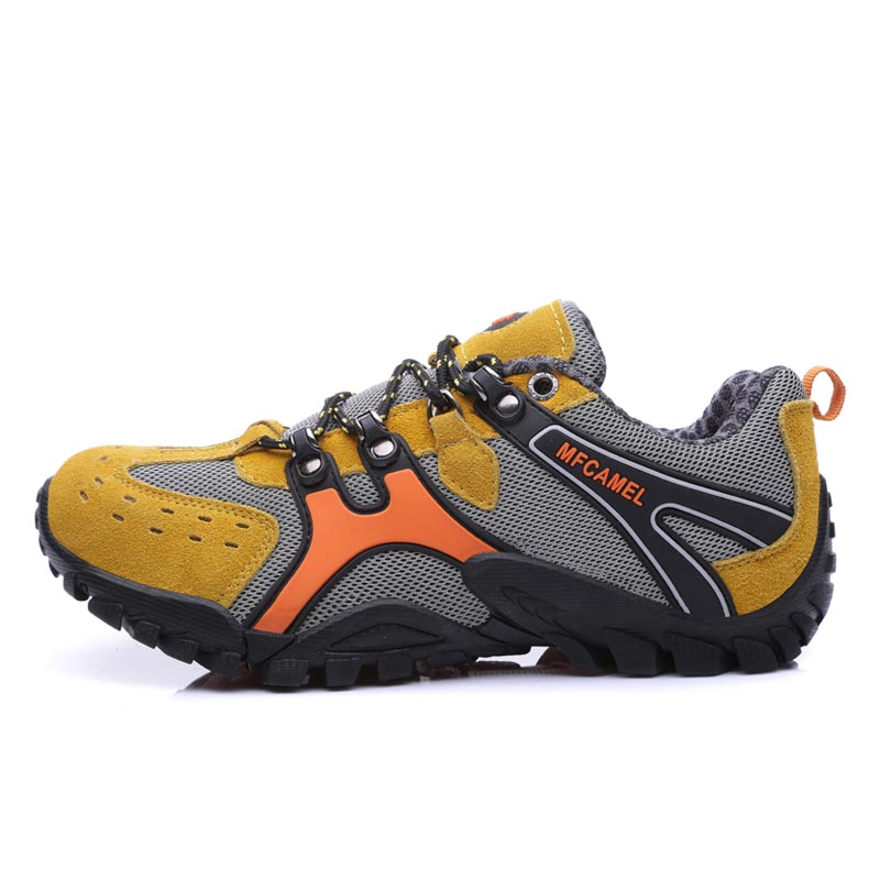 Original Men Male Camping Training Outdoor Sport Trail Hiking Shoes Waterproof Mountaineer Walking Climbing Trip Sneakers