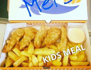KIDS COD GOUJONS & CHIPS