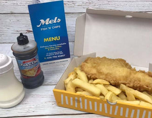 COD GOUJON SUPPER