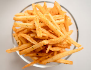 PEPPER SAUCE FRIES
