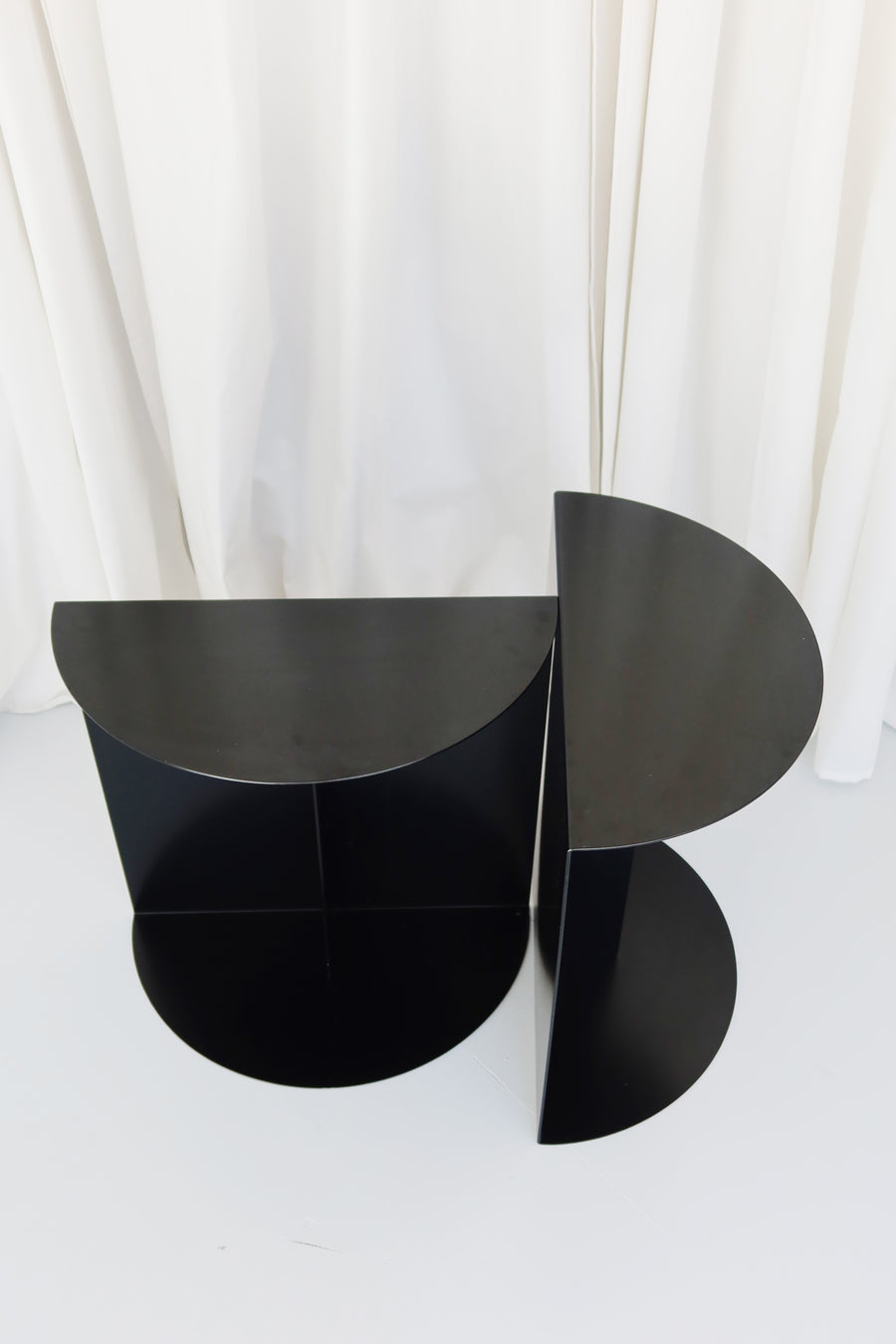 Fold Coffee Table - Black