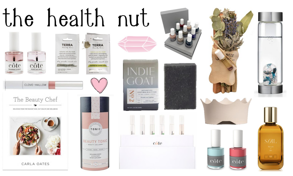 HEALTH NUT COLLECTION IMAGE
