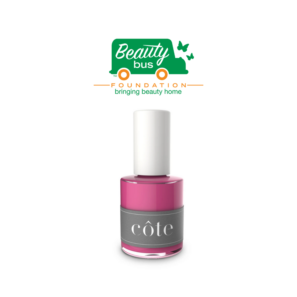 No. 19 A Soft Fuchsia Nail Polish - Vegan Nail Polish - Main