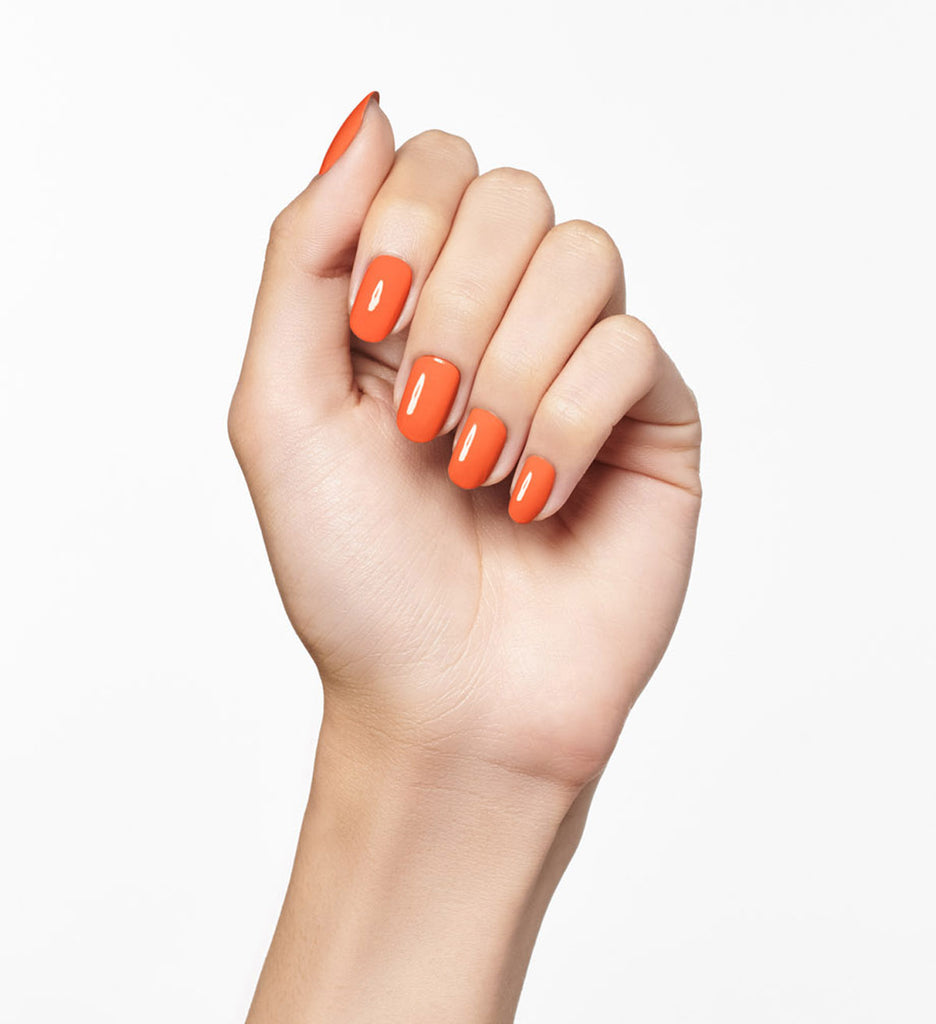 No. 52 Clementine Orange Cream Nail Polish