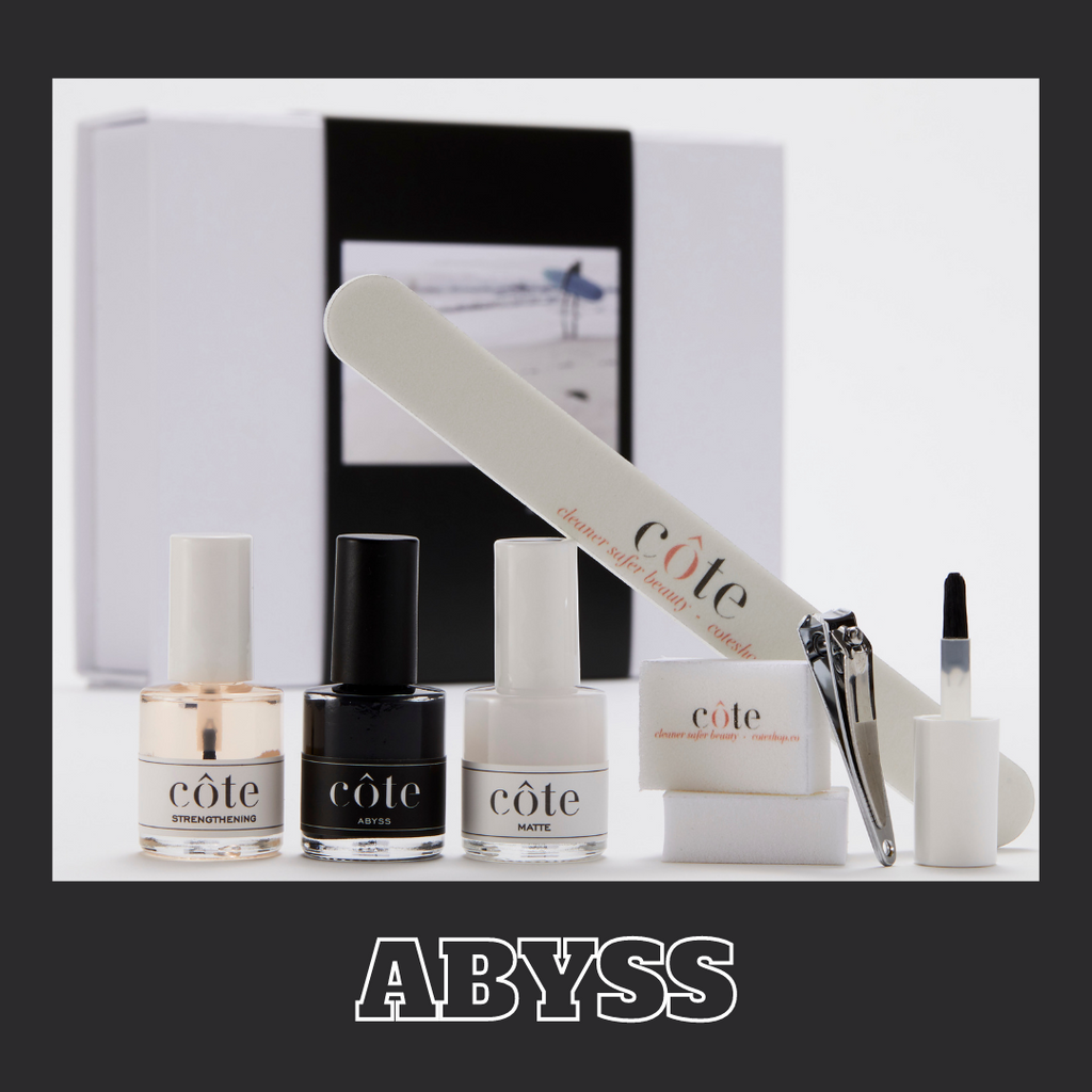 Men-icure Set - Abyss
